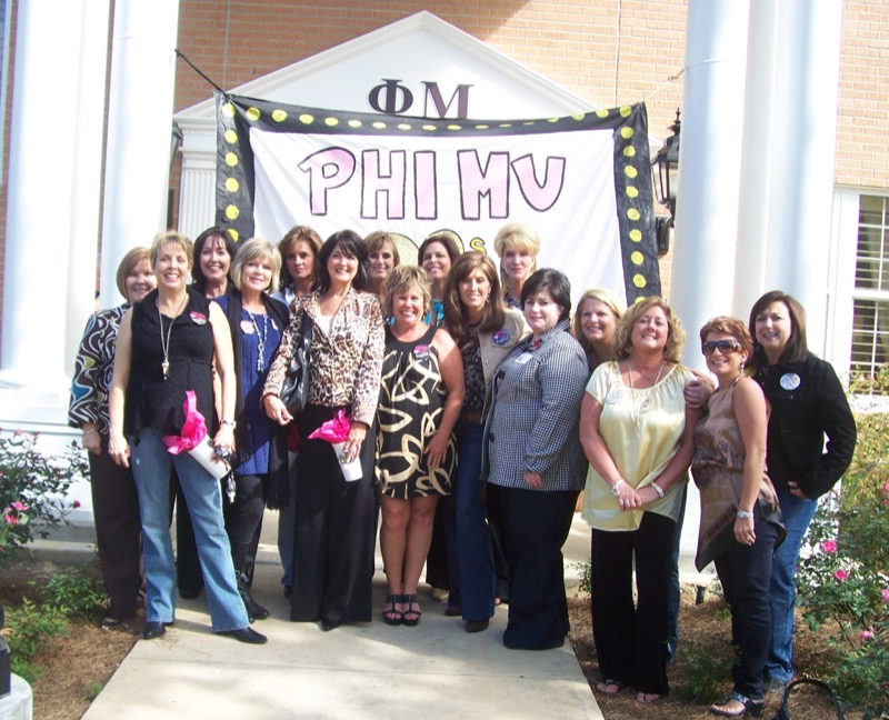 Home | Phi Mu at Louisville Alumnae Chapter